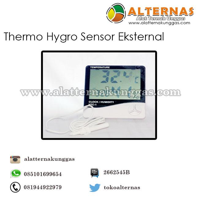 thermo hygro sensor kabel